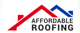 affordable roofing | logo